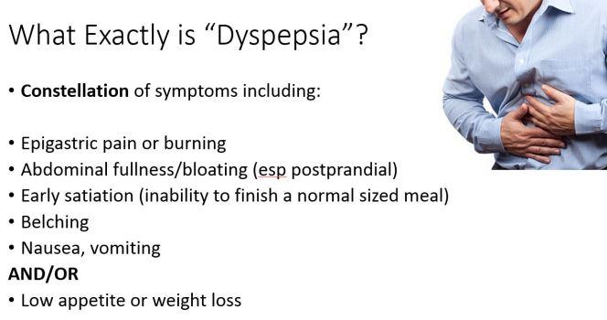 Dyspepsia1
